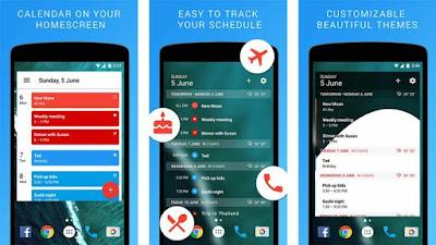 Widget di android dapat meningkatkan konsumsi RAM