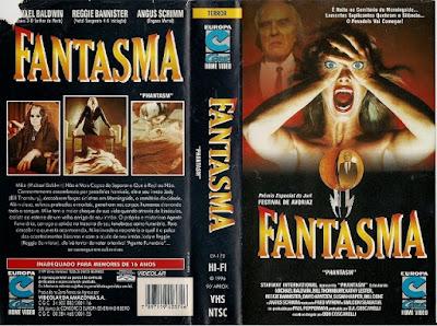 Filme Fantasma (Phantasm) (1979) DVD Capa