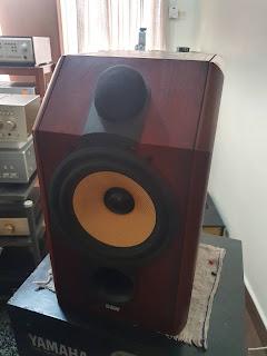 B&W CDM1 Speaker (SOLD) 20210301_122303