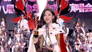 Sun Rui wins SNH48 8th General Election 2021 by huge margin