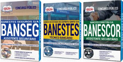 Apostila Concurso BANESCOR - Banestes Corretora ES 2018