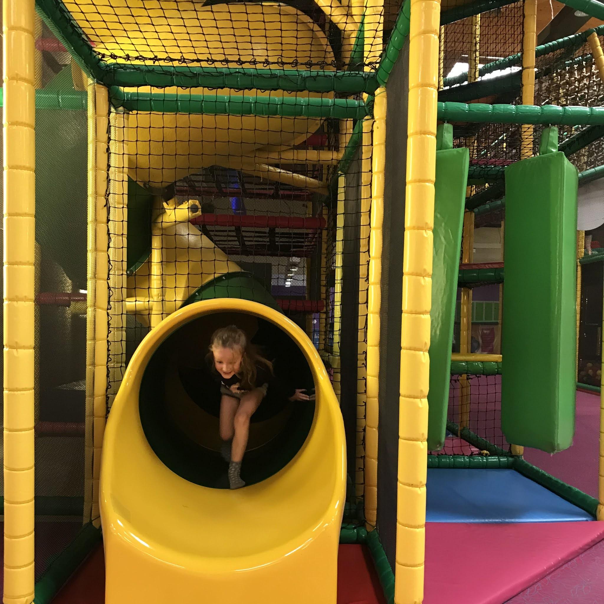 Woupi : un parc couvert pour enfant