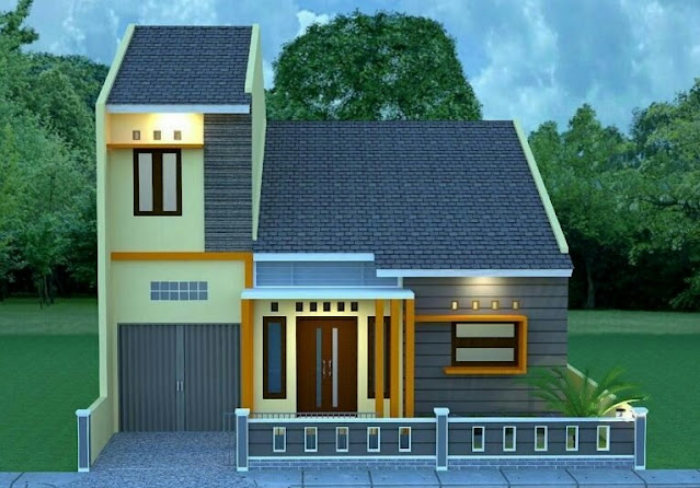 small house plans with garage