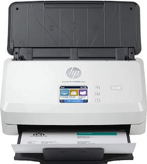 HP ScanJet Pro N4000 snw1 Drivers Download