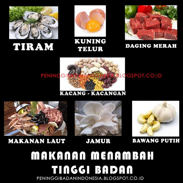 Makanan Yang Menambah Tinggi Badan | WA: 082230576028
