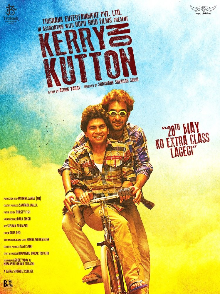 full cast and crew of bollywood movie Kerry on Kutton 2016 wiki, Satyajeet Dubey, Karan Mahavar, Aradhana Jagota and Aditya story, budget, release date, Actress name poster, trailer, Photos, Wallapper, Kerry on Kutton hit or flop