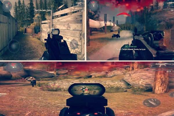 Cara Instal Dan Download Modern Combat 3 Jadi Gratis