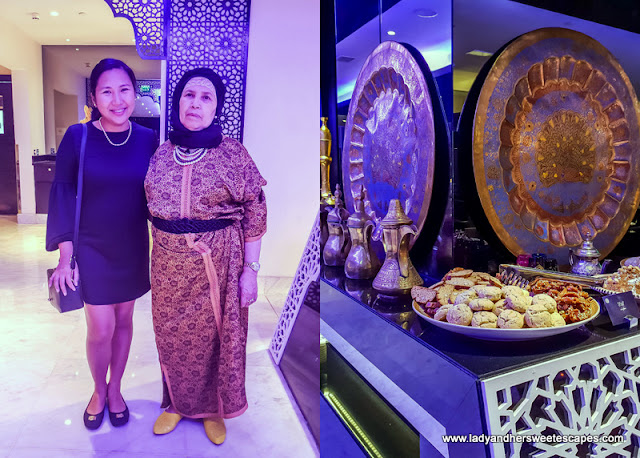 Chef Mama at Pullman Dubai Creek city centre iftar