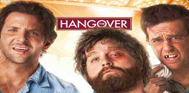 How many parts are there of The Hangover series?