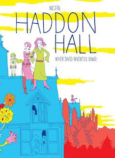 Haddon Hall cómic