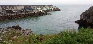 Puerto de Llanes, Cubos de la Memoria.