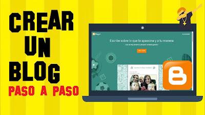 Como crear mi primer blog gratis en Blogger