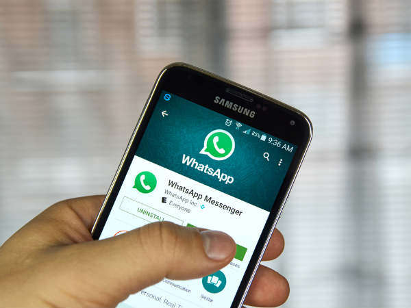 Ever Been A Victim Of Embarrassing Messages On Whatsapp? Here Is Good News For You
