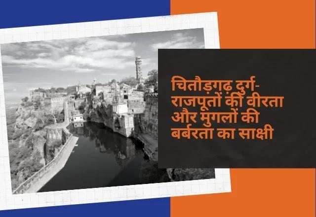 chittorgarh fort history in hindi