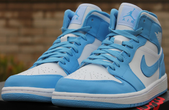 detailed look 62228 3ab5c Another original colorway of the Air Jordan I is returning in 2013. Hitting  stores in February of 2013 is this