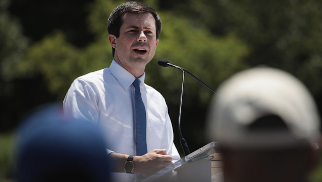 "Pete Buttigieg says it's ""almost certain"" we've had gay presidents"