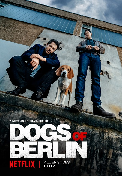 Dogs of Berlin - Perros de Berlín
