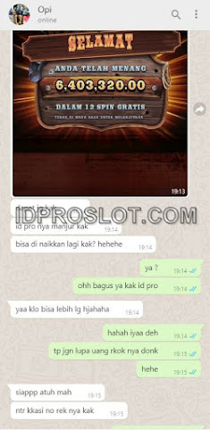 Cheat Game Slot  Indonesia ID PRO SLOT !