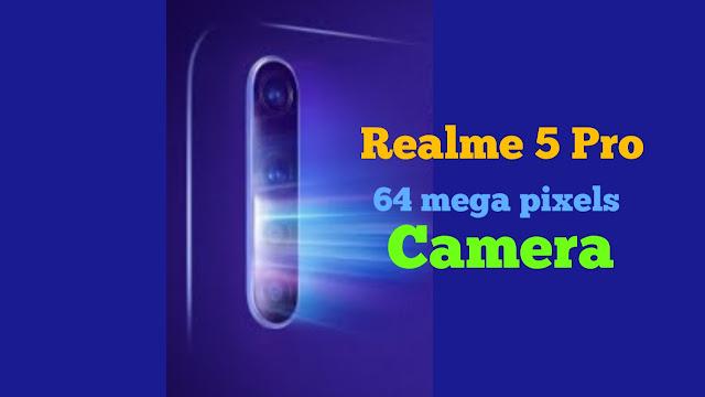 Realme 5 mobile phone