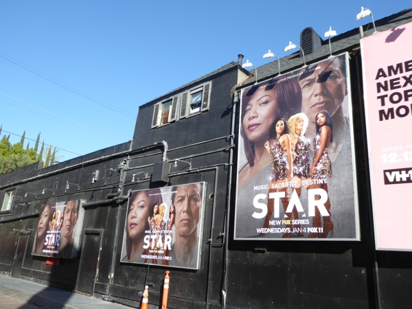 Star season 1 billboards