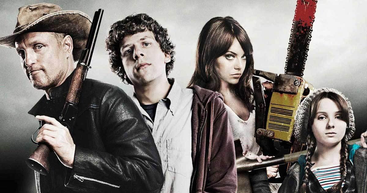 Tierra de zombies (HD 720P y español Latino 2009) (3) poster box code