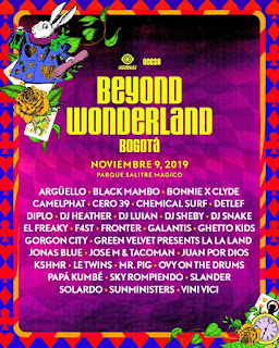 CARTEL Festival BEYOND WONDERLAND
