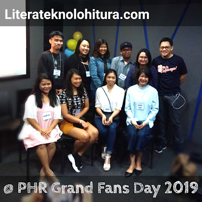 phr and wattpad authors grand fans day 2019