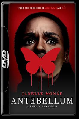 Antebellum [2020] [DVD R1] [Latino]