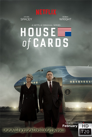 House Of Cards Temporada 3 [720p] [Latino-Ingles] [MEGA]