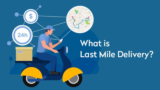 last mile delivery solution