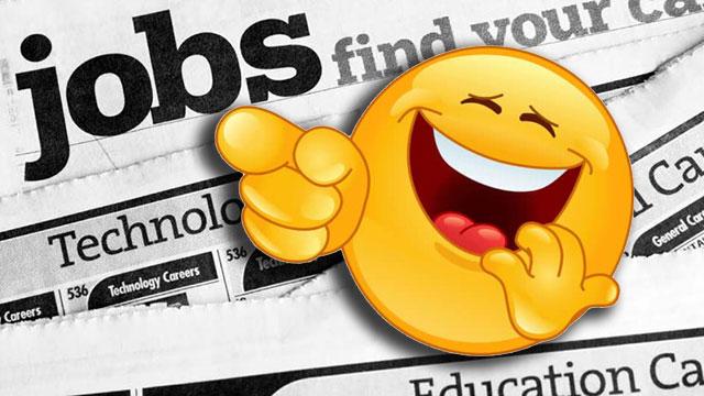 Kumpulan Iklan Lowongan Pekerjaan Lucu Bikin Ngakak