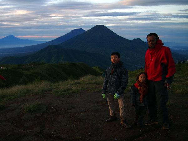 Open Trip Pendakian Gunung Prau