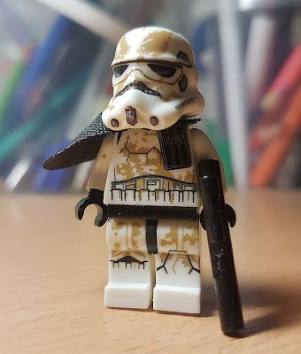 Emperial sandtrooper