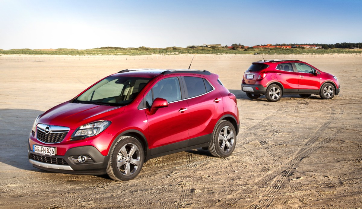riwal888 blog new opel mokka suv compact in size big in attitude. Black Bedroom Furniture Sets. Home Design Ideas