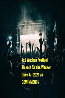 Festival Tickets zu GEWINNEN!