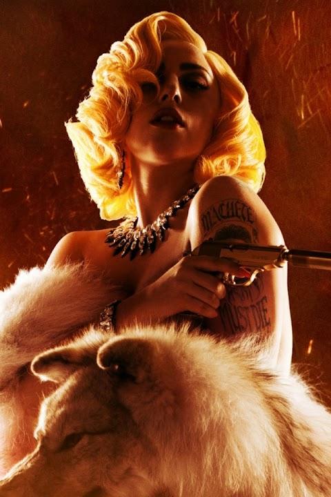 Machete Kills Lady Gaga