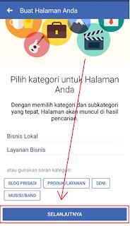Panduan Cara Membuat Fanspage Facebook Lewat HP dan Lewat PC Lengkap