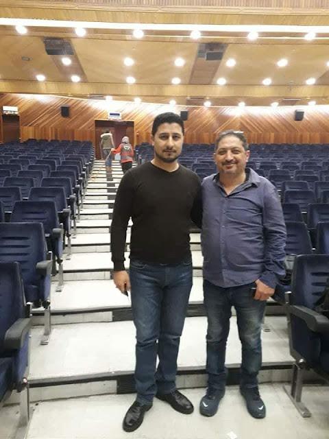 الفنان السوري أسامة دياب يتألق في المسرح والدراما والسينما وصولا الى الكتابة والتأليف