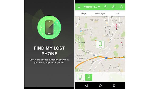 Cara Melacak HP Android Samsung menggunakan Samsung Finder