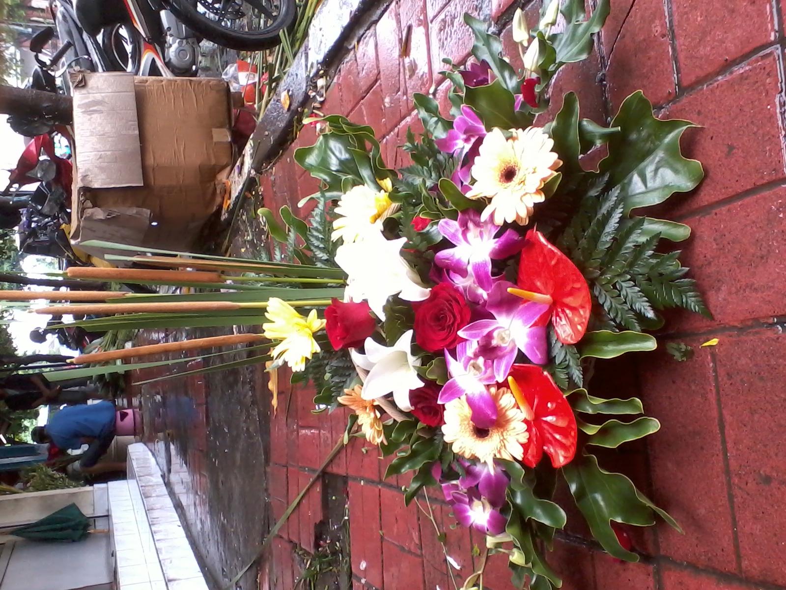 Fresh Flower Arrangement Special Sunari Florist SUNARI Flower Shop