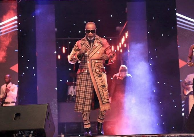 Congolese star Koffi Olomidé's show cancelled in South Africa over rape conviction