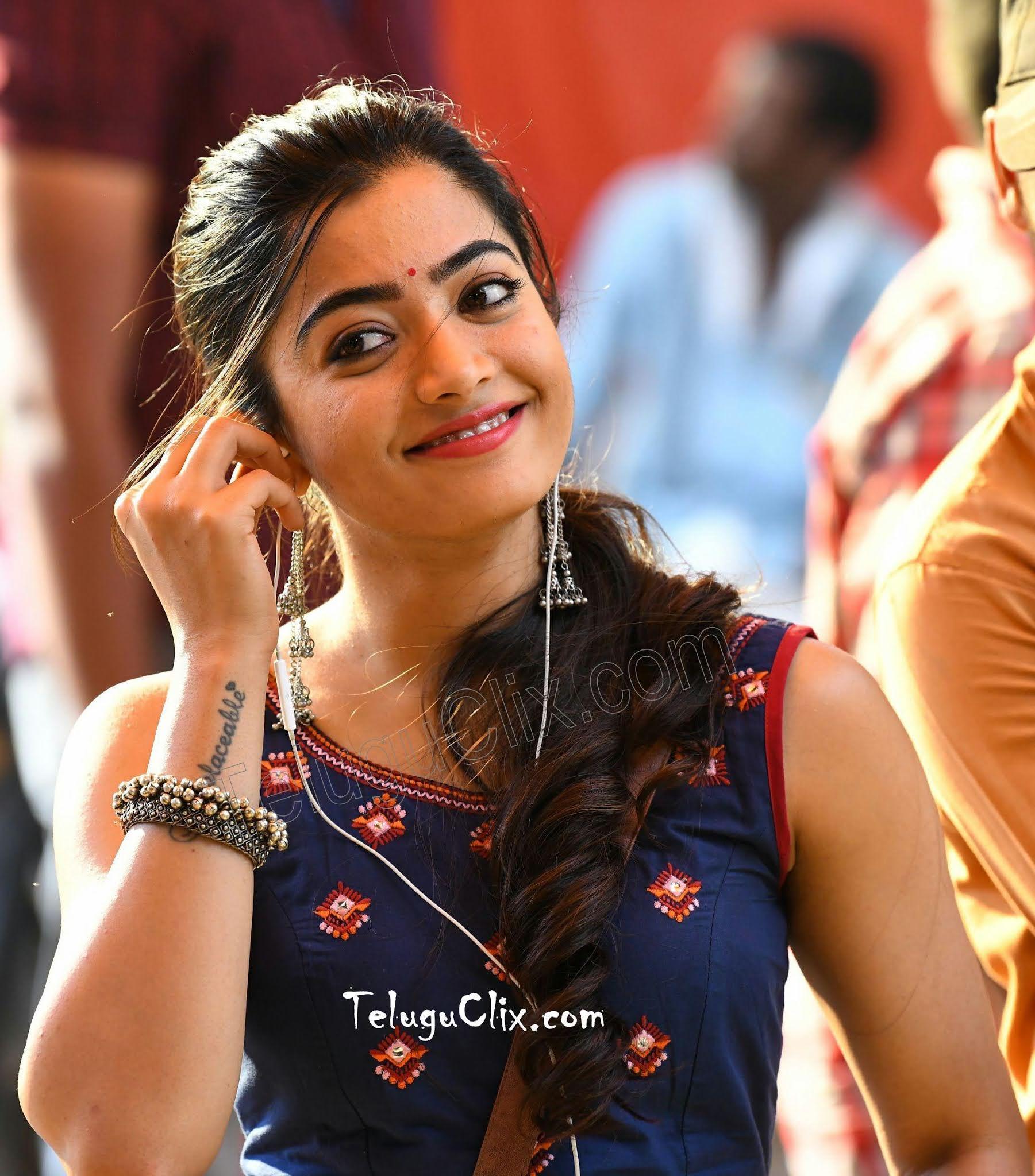 Rashmika Mandanna Cute Photo