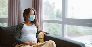 Does a pregnant woman's infection with corona affect her fetus?