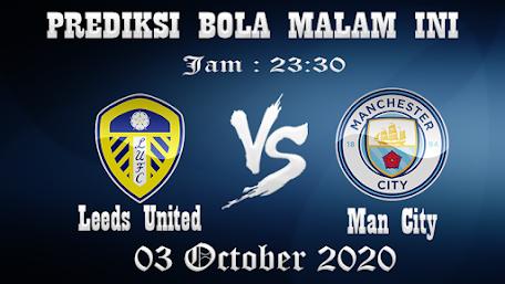 Prediksi Bola Leeds United Vs Manchester City