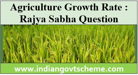 Agriculture Growth Rate