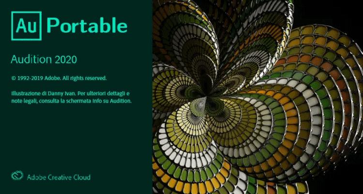 Adobe Audition CC 2020 v.13.0 Multilenguaje Portable