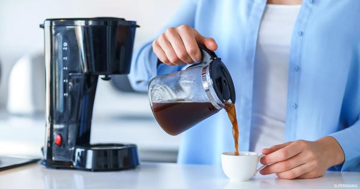 كيفية تنظيف آلة صنع القهوة