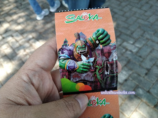 tiket saloka fun park