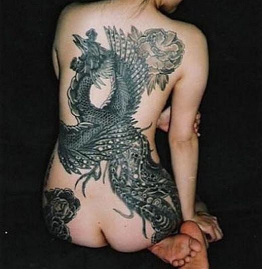 tato 3d terbaik di dunia