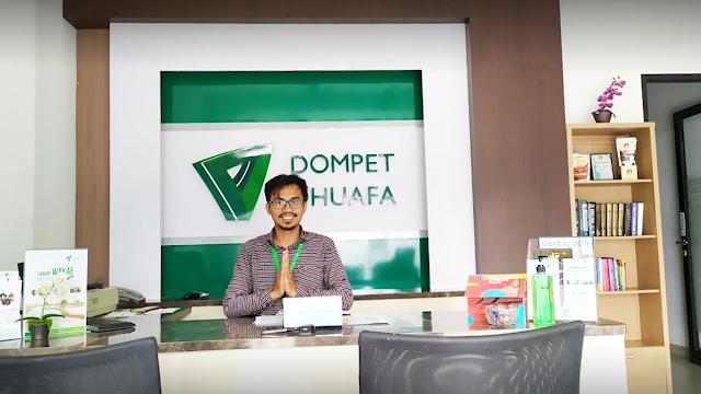 Lowongan Kerja Fundrashing Staff Dompet Dhuafa Banten